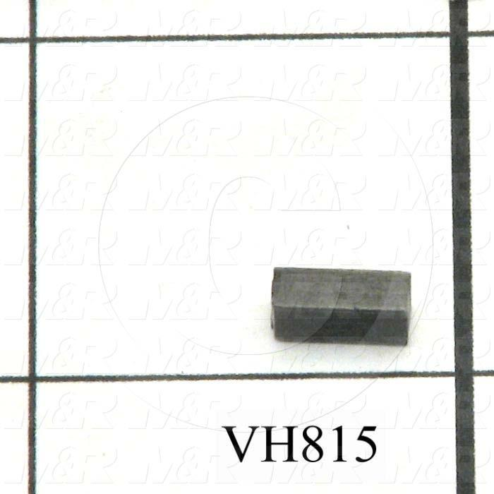 "Keys, 1/8"" Square Size, 5/16"" Length"