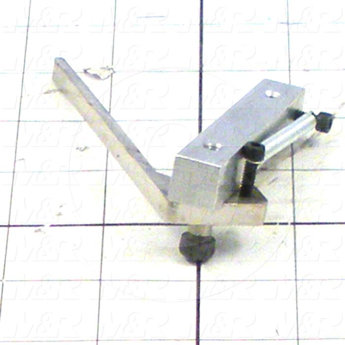 Latch Assemblies, M&R Machines Omni-Bagger, Use For Used To Lock Position Of A Pin Gate