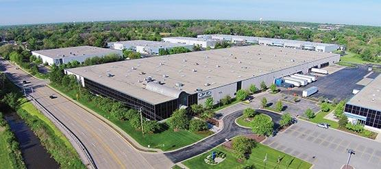 M&R Headquarters in Roselle, IL