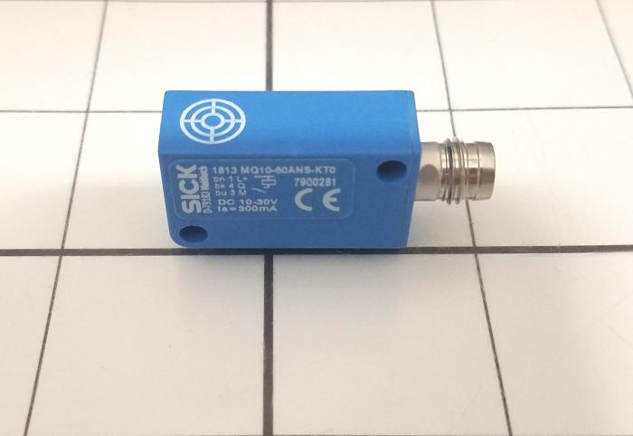 Magnetic Proximity Switch, NPN, W/O cable, 10-30VDC, M12