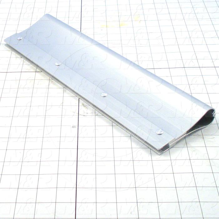 Manual Aluminum, Squeegee Handle 16""