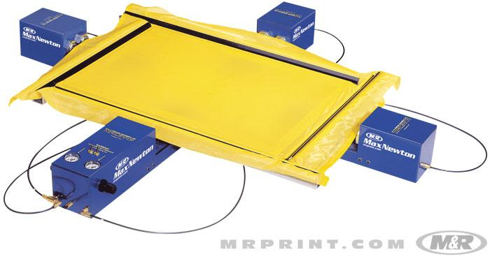 Max Newton Silk Screen Stretching System