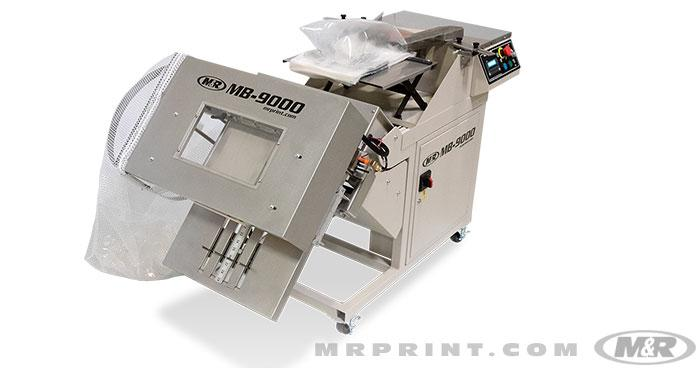MB-9000 Manual Bagging/Sealing Machine