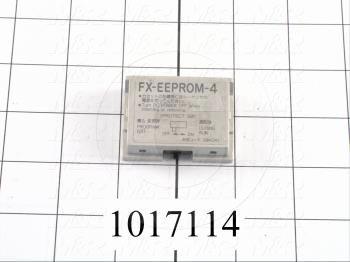 Memory Units, EEPROM Cassette, 4K, For FX, FX2N PLC