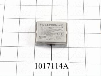 Memory Units, EEPROM Cassette + RTC, For FX, FX2N PLC
