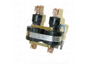 Mercury Relay, 2 Poles, Coil Voltage 220VAC, DPDT, 60A, 220V