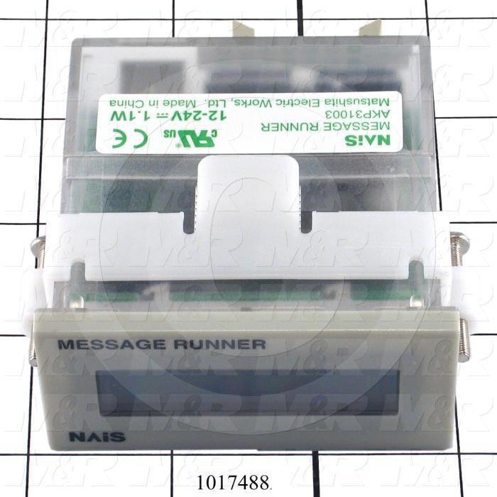 Message Runners, 24VDC