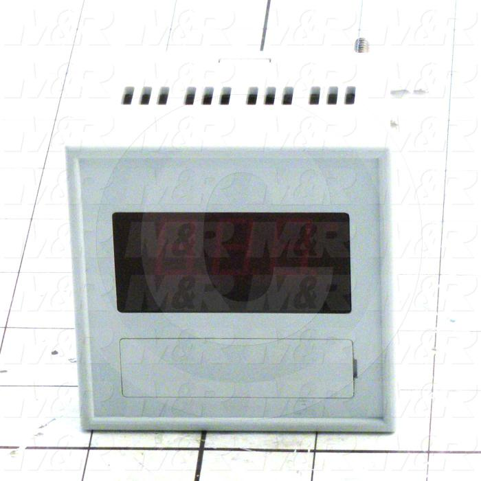 Meter, AC Current Digital Panel Meter, 230VAC