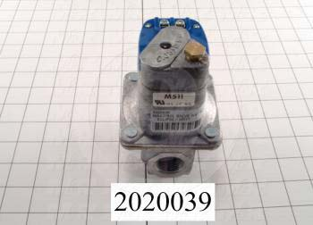 "Modulators, Thread Size 3/4"" NPT, Max. Pressure 0.5 Psi, Voltage 0-20VDC, Control Signal 0-20VDC"