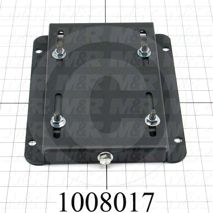 Motor Mounting Base, For NEMA Frame 145T/145, For Gas Dryer