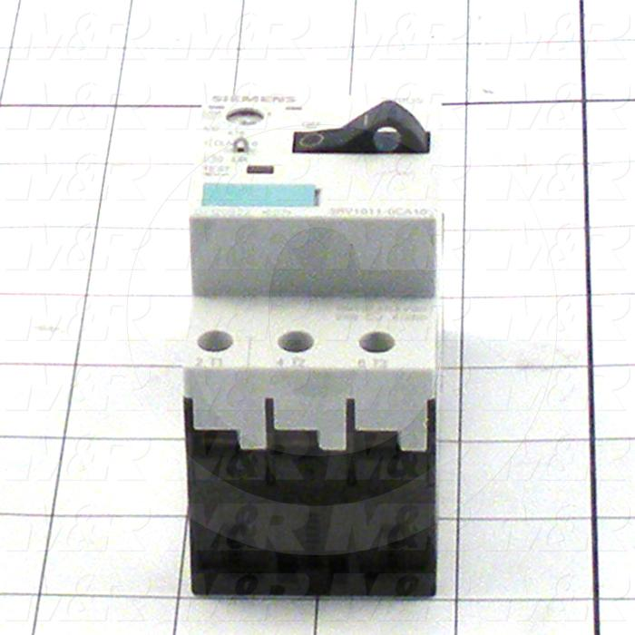 Motor Starter Protector, 0.18A Minimum Current, 0.25A Maximum Current
