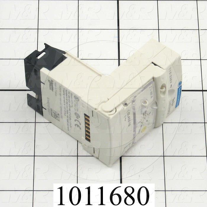Motor Starter Protector, Single Phase, 110-240VAC, 1.25A Minimum Current, 5A Maximum Current