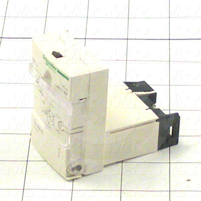 Motor Starter Protector, Single Phase, 24VAC, 4.5A Minimum Current, 18A Maximum Current