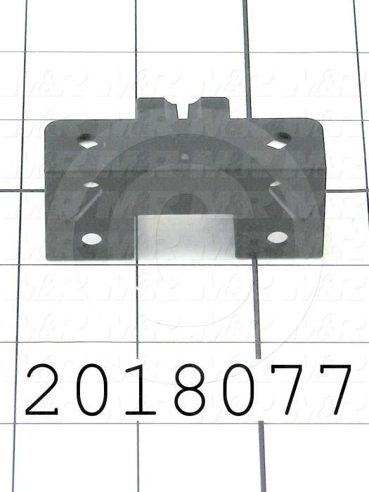Mounting Brackets, Function Air Switch Bracket, Plastic Material