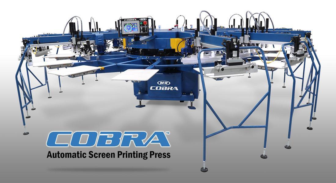 M&R equipment image