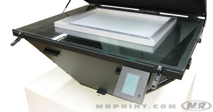 MSP 3140 Metal-Halide UV Screen Exposure System