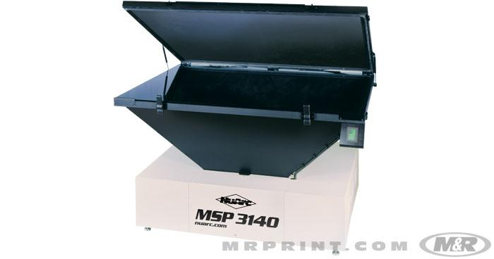 MSP 3140 Metal-Halide UV Screen Exposure System