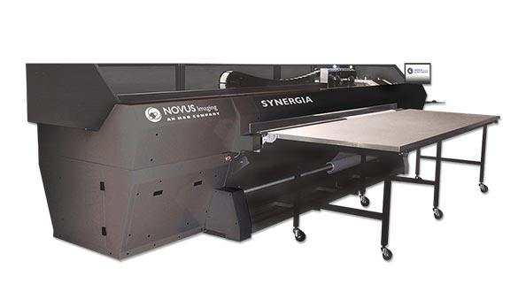 Synergia Hybrid Flatbed & Roll-to-Roll UV Printer