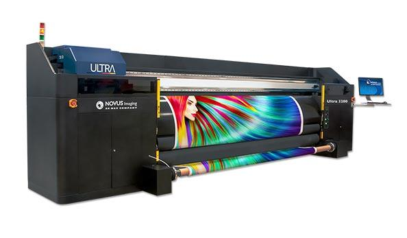 ULTRA 3200 UV LED Roll-to-Roll Printer