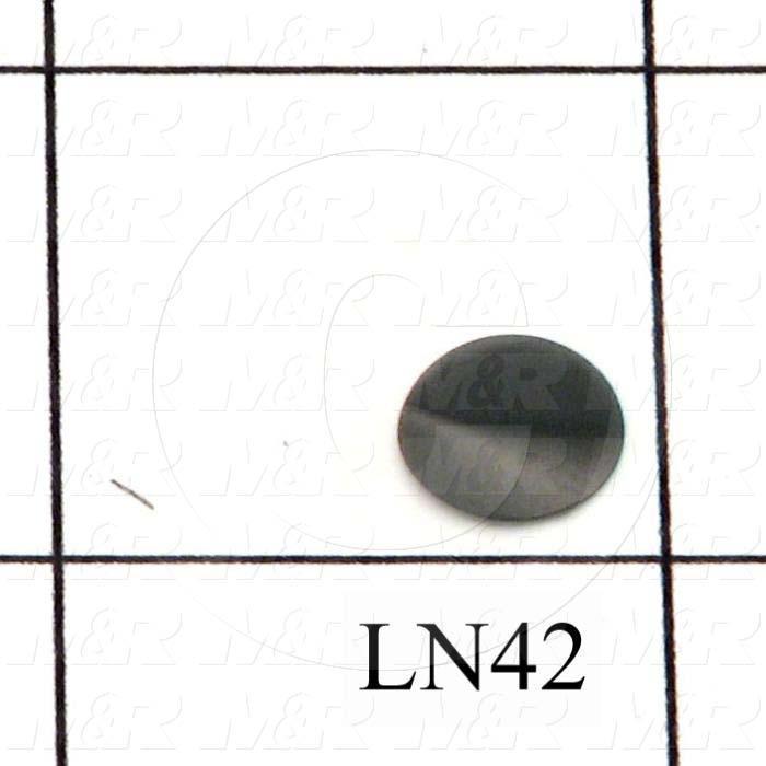 "Optical Filters, Kodak Wratten Gelatin Filter, 1.00 Neutral Density, 10% Transmission, 0.30"" Thickness"