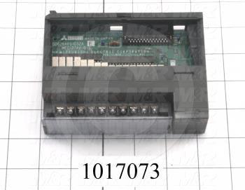 Output Module, 16 Outputs, Relay, 8 COM