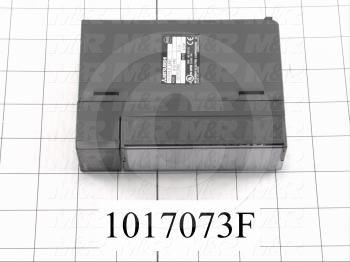 Output Module, 16 Outputs, Transistor, 2 COM