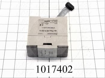 Output Module, 8 Outputs, Relay, FX0N Series