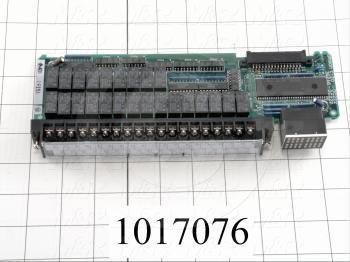 Output Module, Output Card