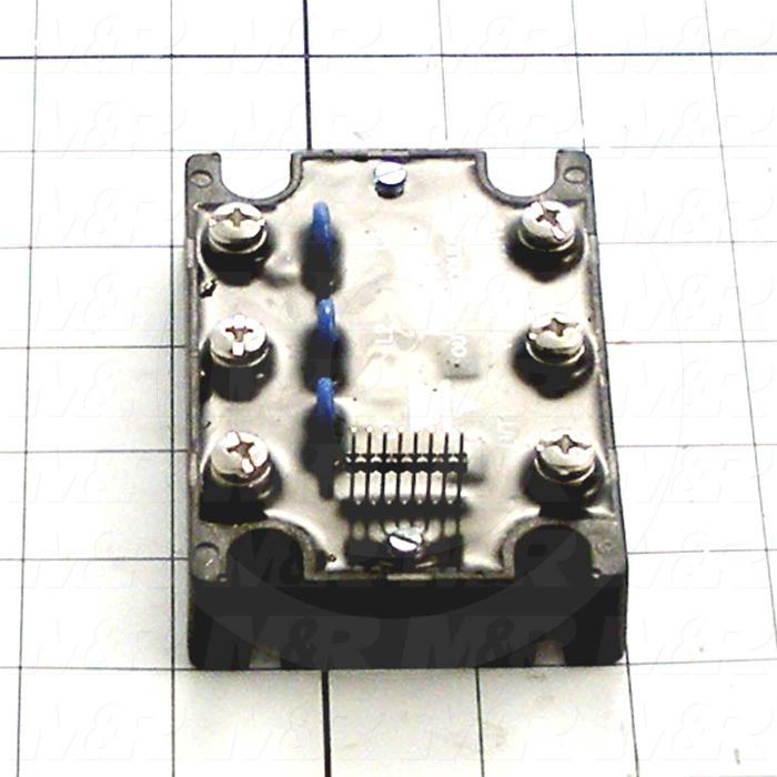 Output Module, SSR, 220VAC, 110A, 3 Phase