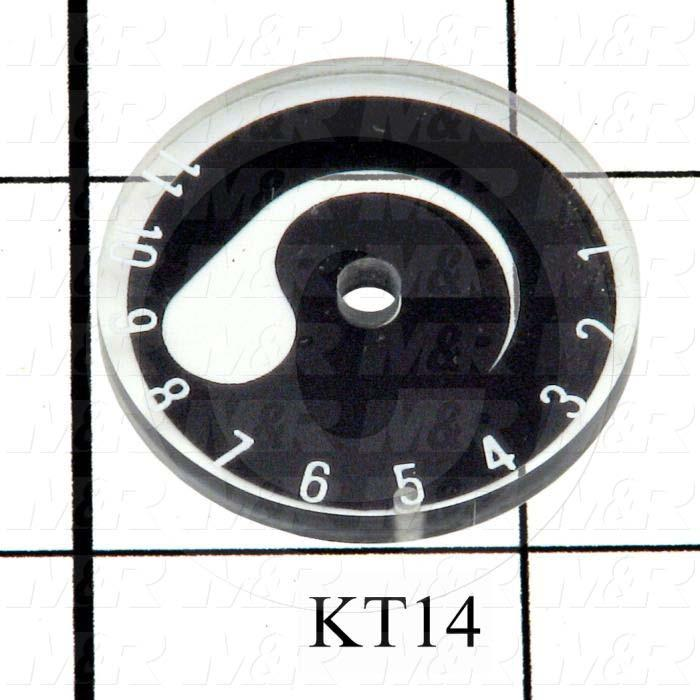 Photo-Cell Disc, For Flip Top Plate Maker 33X41-1/2