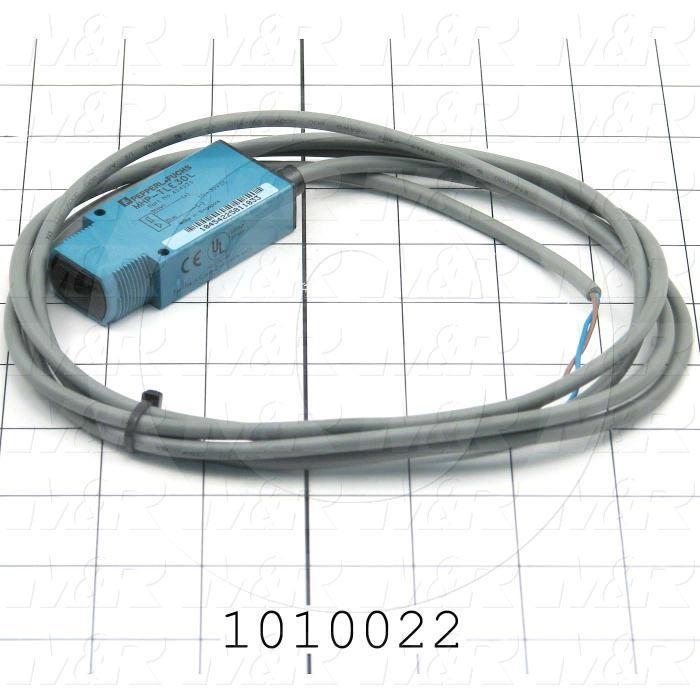 Photoeletric Sensor, Transmitter, 4mm threaded, Through-Beam, 30.4m Sensing Range, 30VDC