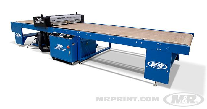 PHOTON™ UV LED Screen Print Curing System and Conveyor Dryer