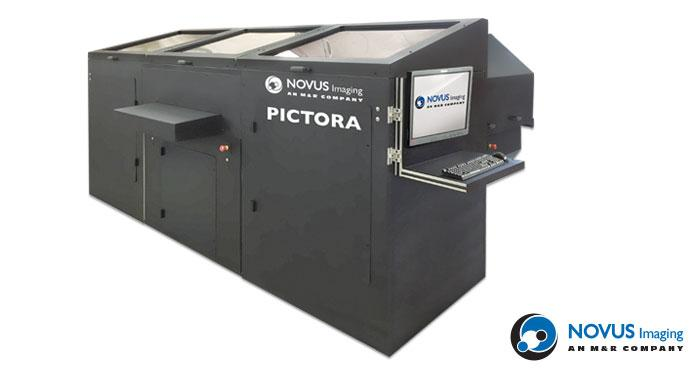 PICTORA High-Speed Digital Board Production UV Printer