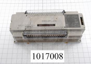 PLC, C60K, 32 Inputs, DC, 28 Outputs, Relay