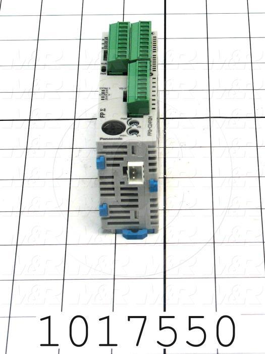 PLC, FP-Sigma, 24 I/O, 16 Inputs, 8 Outputs, Relay