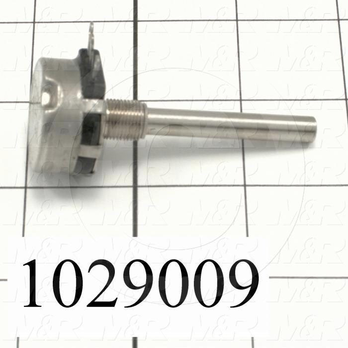 Potentiometers, 3K Ohm Resistance, 2W