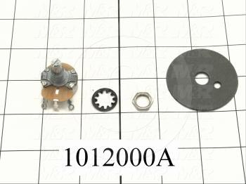 Potentiometers, Replacement