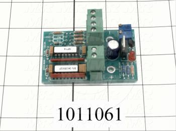 Power Controllers, SCR Power Controller, With 1K Ohm Potentiometer