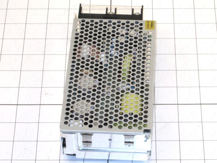 Power Supply, 24VDC Output Voltage, 6A Output Current, For Use With UV LED
