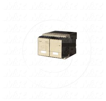 Power Supply, 90-260VAC Input Voltage, 120W, 24VDC Output Voltage, 5A Output Current, UL 508