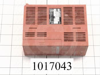 Power Supply for PLC, A series, 100-240VAC Input Voltage, 5VDC Output Voltage, 5A Output Current