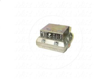 Pressure Switch, Combination High and Low Gas