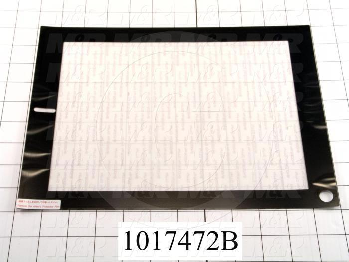 "Protective Sheet, 12"", Use For Remove 12"" Touch Screen"