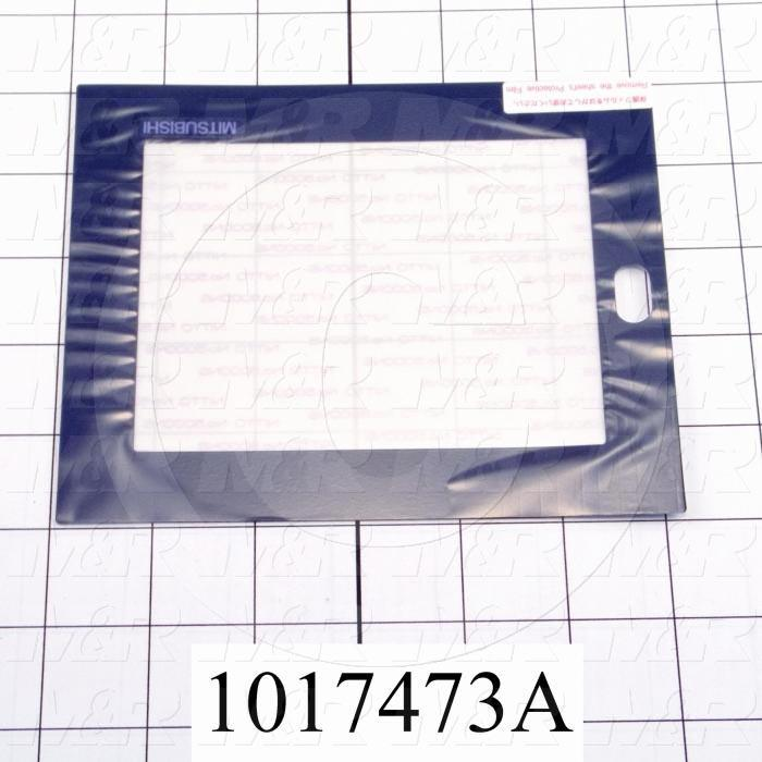 "Protective Sheet, 6"", Use For 6"" Touch Screen"