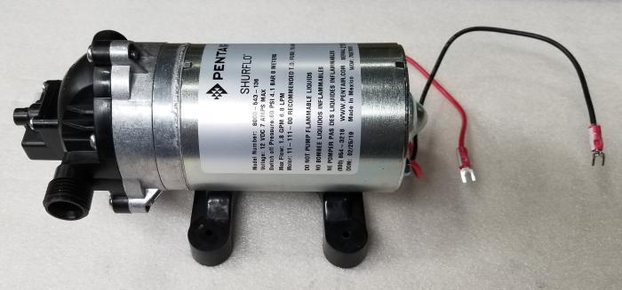 Pumps, Type: High Pressure Piston Pump, 1.8 GPM