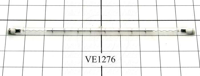 Quartz, 120V, 1500W