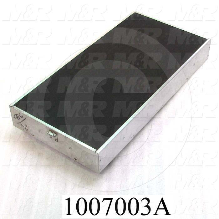 "Radiant Panel, Dimension 12""x24"", 2448W, Voltage 380VAC, 1-3 Phase"