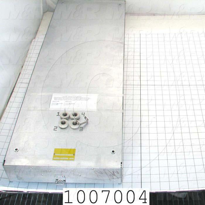 "Radiant Panel, Dimension 12""x36"", 3672W, Voltage 208VAC, 1-3 Phase"
