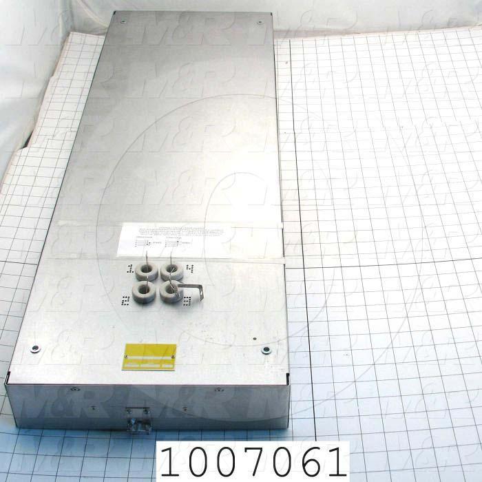 "Radiant Panel, Dimension 12""x36"", 3672W, Voltage 380VAC, 1-3 Phase"