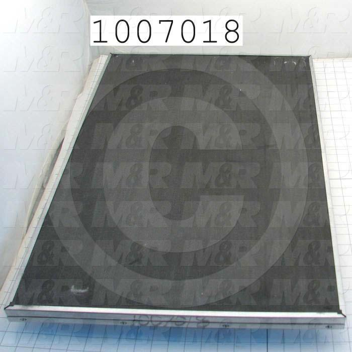 "Radiant Panel, Dimension 20""x30"", 6000W, Voltage 208VAC, 1-3 Phase"
